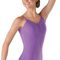 Nylon Pinch-Front Leotard - Balera