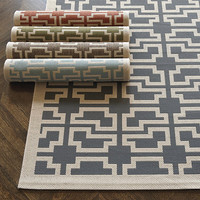 Alys Indoor/Outdoor Rug  | Ballard Designs