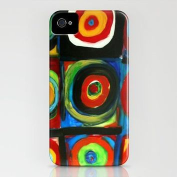 Color Study iPhone Case by Suzanne Kurilla | Society6