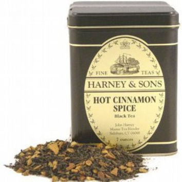 Harney & Sons Fine Teas Hot Cinnamon Spice Loose Tea Tin - 4 oz