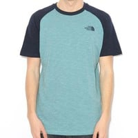 The North Face Premium Specialist Tee Storm Blue | Free UK Shipping and Returns