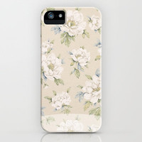 Floral iPhone Case by Sempiternal | Society6