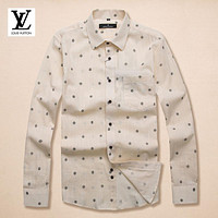 Boys & Men Louis Vuitton Cardigan Shirt Top Blouse