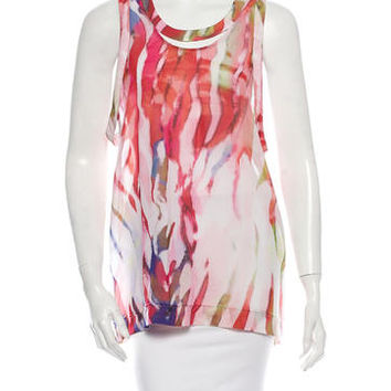 Iro Cutout Top w/ Tags