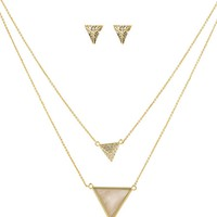 House of Harlow 1960 Jewelry Temple Necklace Gift Guide