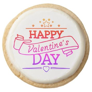 Happy Valentine's Day: Premium Shortbread Cookies