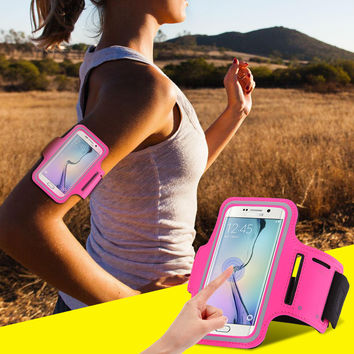 Fitness/Running Sport Arm Band Case For iPhone 6 6S Plus/6 6S/5S SE