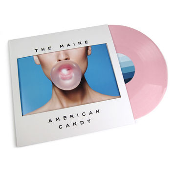 The Maine: American Candy (Colored Vinyl Indie Exclusive) Vinyl LP