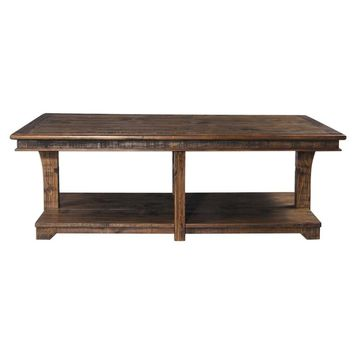 Ramsey Solid Wood Coffee Table