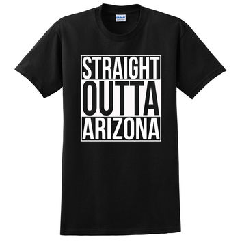 Straight Outta Arizona T Shirt