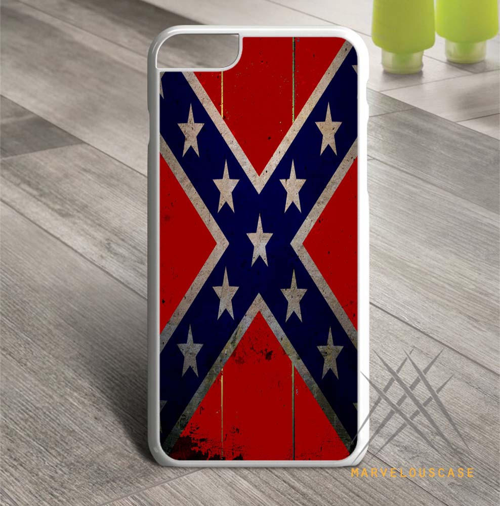 Confederate Flag Rebel Flag South Case From Marvelous Case