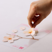 designboom shop: cherry blossom memo stickers by appree