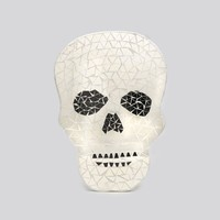 Skull Mosaic Mirror - Gypsy Warrior