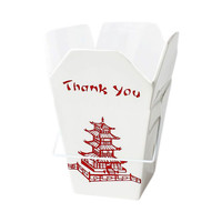 Classy Take-Out Containers - Set of 2