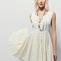 Free People Picnic Party Dress