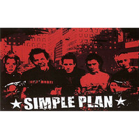 Simple Plan Sticker