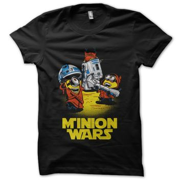 Minion Wars Custom Men's Gildan Adult T-Shirt