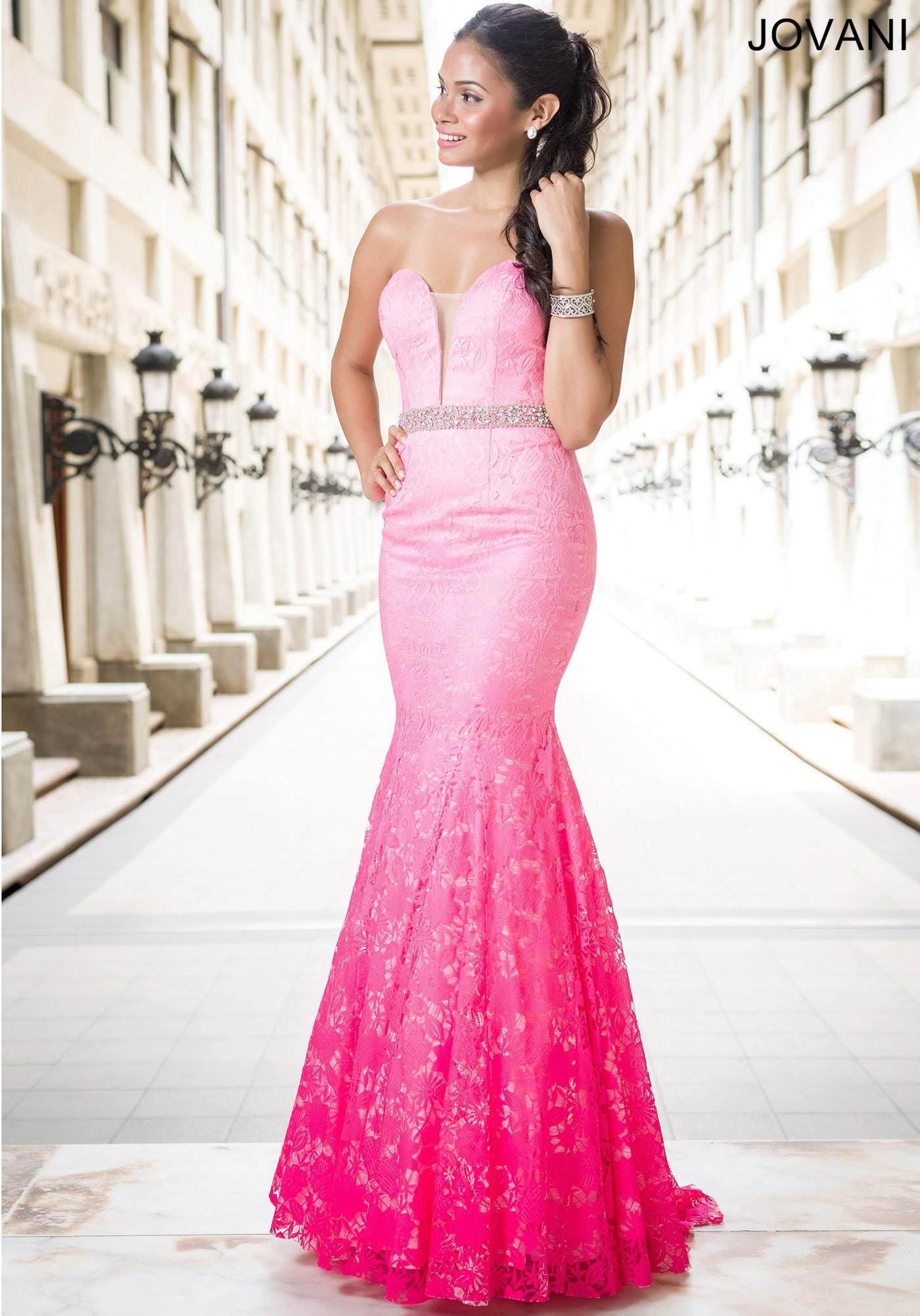 Jovani Prom Dresses Mermaid Style Dress