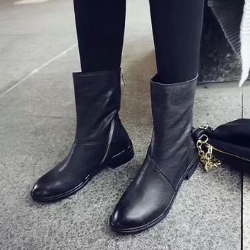 YSL Women Casual Heels Shoes Boots