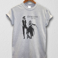Fleetwood Mac shirt UK/US Rock T-shirt Unisex Men Women Tshirts Size S/M/L/XL/2XL