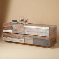 PACIFICA BARNWOOD LOWBOY DRESSER         -                Nightstands & Dressers         -                Furniture         -                Furniture & Decor         -                Categories                       | Robert Redford's Sundance Catalog