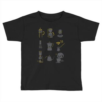 coffee equipment Toddler T-shirt