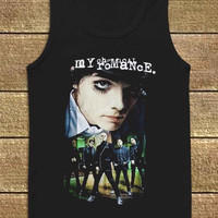 my chemical romance funky tanktop for men and women