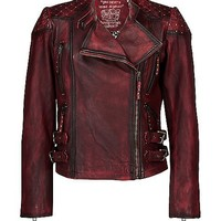 Old Gringo Quilted Leather Jacket - Women's Jackets/Blazers   Buckle