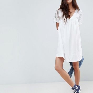 ASOS Ultimate Cotton Smock Dress at asos.com