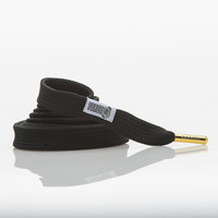 Black 3D Strike Shoelace Belt - Lacorda X Revive Collab