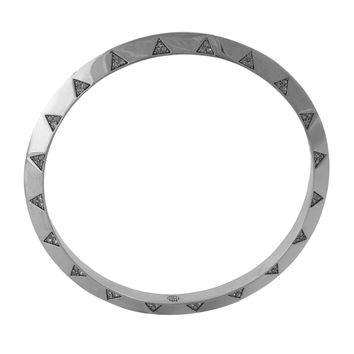 House of Harlow 1960 Jewelry Andes Pavé Knifed Bangle