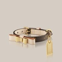 Baxter XSmall Dog Collar - Louis Vuitton - LOUISVUITTON.COM