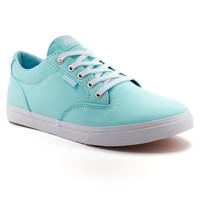 Vans Winston Women's Skate Shoes (Blue)