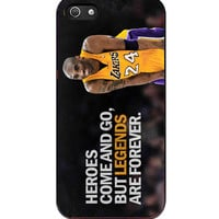 Lakers Kobe Bryant  For iPhone 5/5S Case *AR*