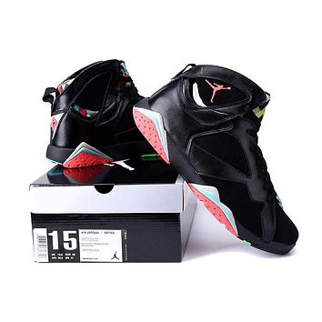 Big Size To Special You! Nike Air Jordan 7 Retro Aj7 Black/colorful Size Us 141516 | Best Deal Online