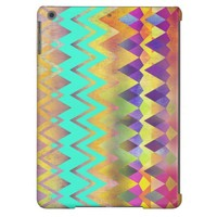 Camping Dreams_2 Turquoise - iPad Air Case