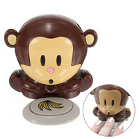 2017 Little Monkey Nail Dryer Nail Tools Blowing the Monkey Nail Creative Utility Drier Nail Polish