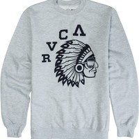RVCA CHIEF CREW FLEECE | Swell.com