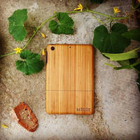 100% Bamboo Case for iPad Mini 1/2/3 th gen