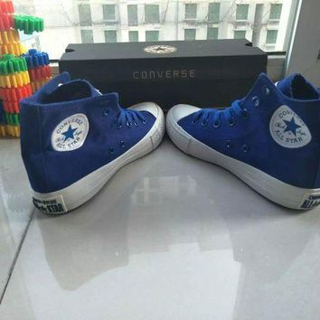 CREYUG7 Converse Chuck Taylor All Star II' Unisex Sport Casual High Help Shoes Canvas Shoes C