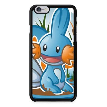 Pokemon Mudkip Render Cut iPhone 6/6S Case