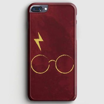 Harry Potter Face Illustration iPhone 7 Plus Case | casescraft