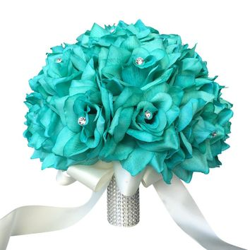 "10"" Bouquet-Spa(Pick Ribbon Color)"
