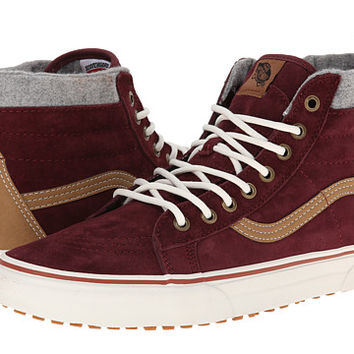 032f8b5998b5fc Vans SK8-Hi MTE (MTE) Decadent Chocolate Tobacco Brown - Zappos.com Free  Shipping BOTH