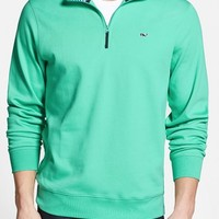 Men's Vineyard Vines Quarter Zip Jersey Pullover