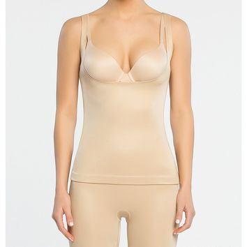 Spanx Power Conceal-Her Open-Bust Camisole | Dillards