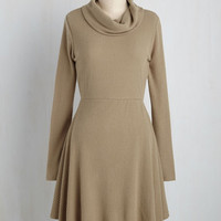 Couldn't Be Cozier Sweater Dress | Mod Retro Vintage Dresses | ModCloth.com