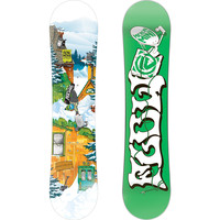 Flow Micron Mini Snowboard - Kids' One Color,