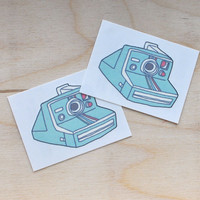 Tattly? Designy Temporary Tattoos ? Instant Camera