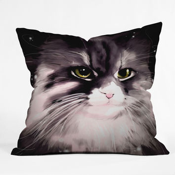 Deniz Ercelebi Isabella Throw Pillow